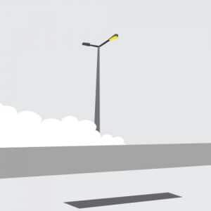 carrtera y coches