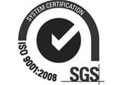 logotipo Iso 9001