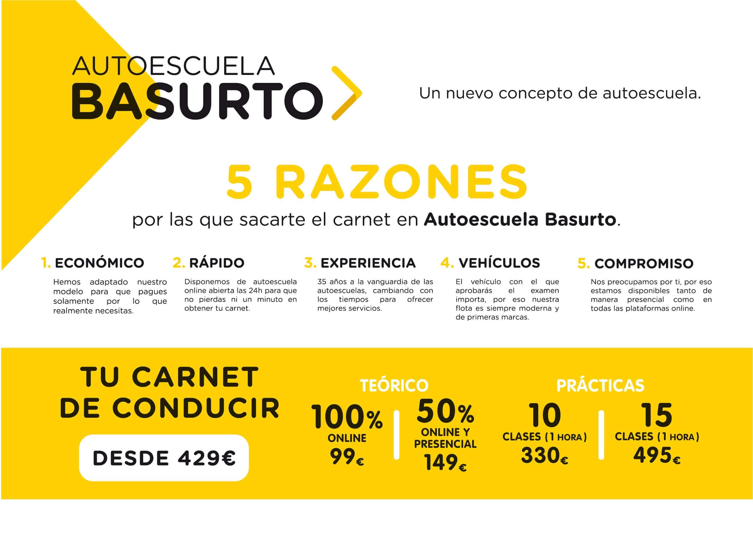 Autoescuala-Basurto-Folleto