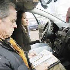 Preguntas previas al examen de conducir práctico