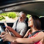Examen práctico conducir